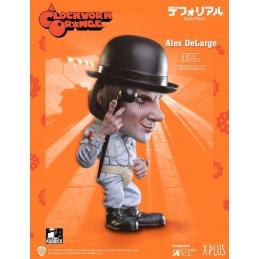 A Clockwork Orange Defo-Real Series Statue Alex DeLarge Star Ace