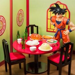 Dragon Ball Z S.H. Figuarts Accessories Son Goku's Harahachibunme Set Tamashii