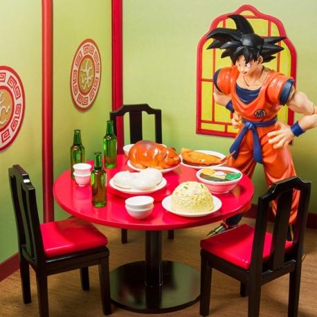 Dragon Ball Z S.H. Figuarts Accessories Son Goku's