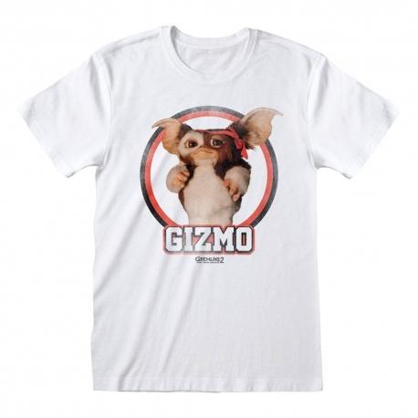 Gremlins T-Shirt Gizmo Distressed, Gremlins