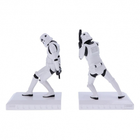 Original Stormtrooper Bookends Nemesis Now, Star Wars