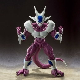 Dragon Ball Z S.H. Figuarts Action Figure Cooler Final Form Tamashii Nations