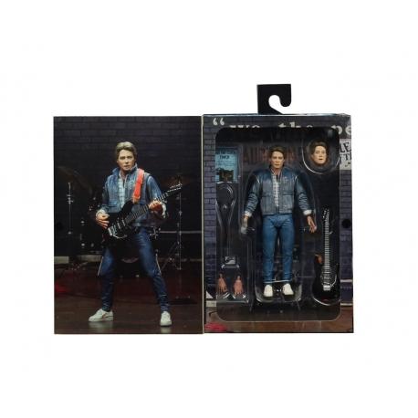 Retour Vers Le Futur Action Figure Ultimate Marty McFly