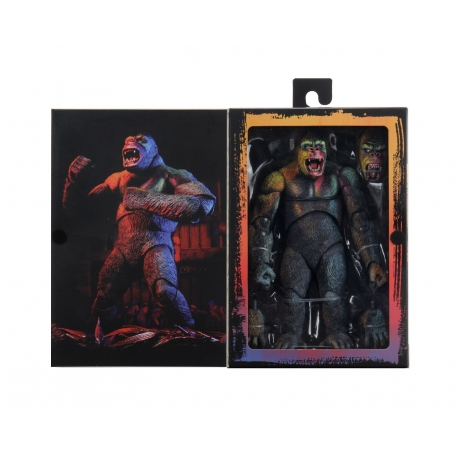 King Kong Ultimate Action Figure (illustrated) Neca