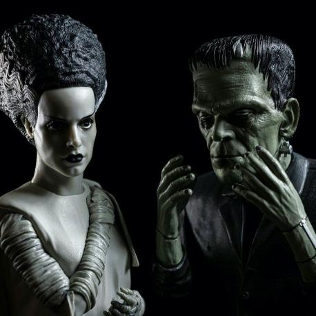 Universal Monsters The Bride of Frankenstein+ Frankenstein
