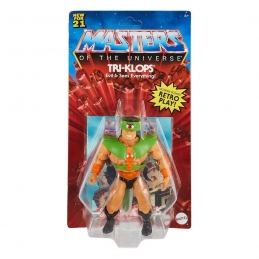 Masters of the Universe Origins 2021 Action Figure Triclops