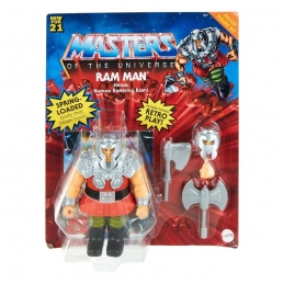 Masters of the Universe Deluxe 2021 Action Figure Ram Man