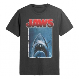 Jaws T-Shirt Poster Cutout