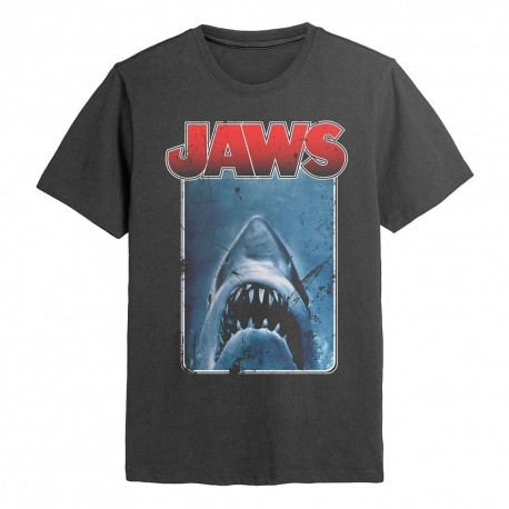 Jaws T-Shirt Poster Cutout, Jaws