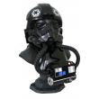 Star Wars The Clone Wars Legends In 3D Bust 1/2 TIE Pilot, Star