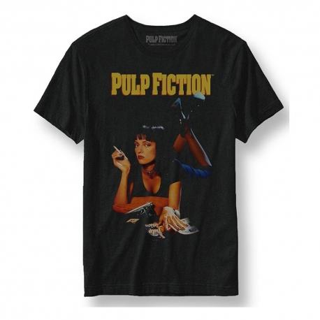Pulp Fiction T-Shirt Poster, Quentin Tarantino