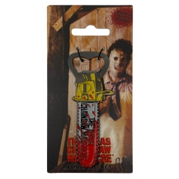 Texas Chainsaw Massacre Bottle Opener Chainsaw, The Texas