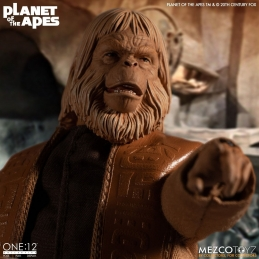 ZAIUS PLANET OF THE APES (1988) One:12 Collective Mezco