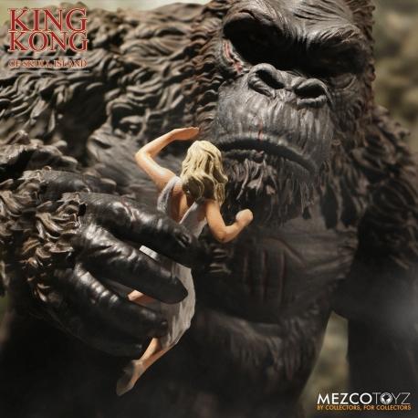 King Kong Of Skull Island Mezco, Godzilla/King Kong