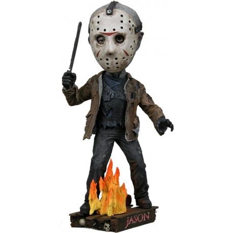 Friday the 13th Head Knocker Bobble-Head Jason Neca, Friday The