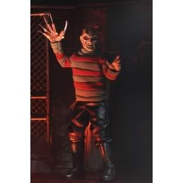 Wes Craven's New Nightmare Retro Action Figure Freddy Krueger Neca