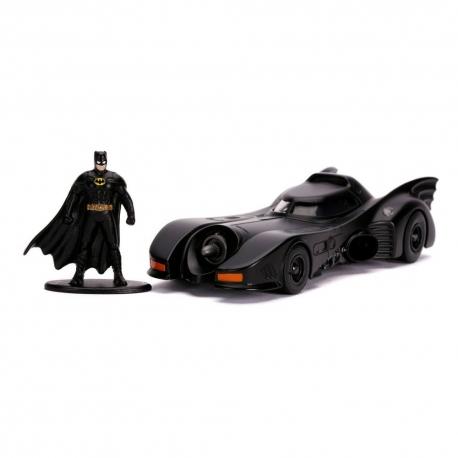 Batman 1989 Hollywood Rides Diecast Model 1/32 1989 Batmobile