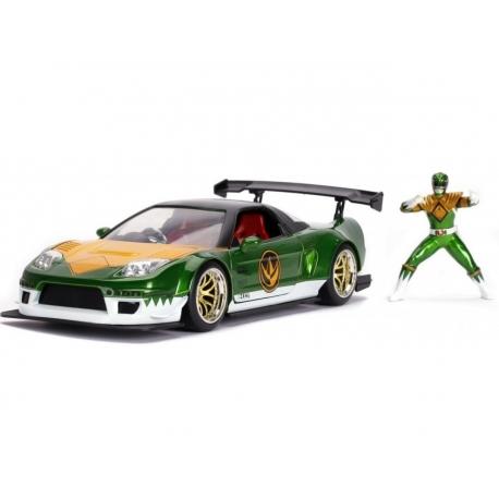 Power Rangers 1/24 Hollywood Rides 2002 Honda NSX Type-R Japan