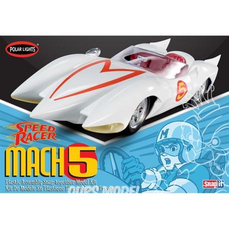 1/25 Speed Racer Mach V (Snap) POLAR LIGHT, Model Kits
