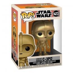 Star Wars Concept POP! Star Wars Vinyl Figure C-3PO N°423