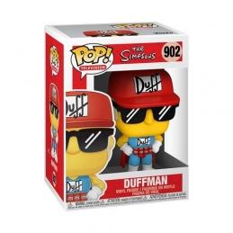 Simpsons Action Figure POP! Animation Vinyl Duffman N°902, The