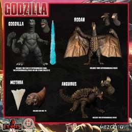 Godzilla/King Kong, Godzilla: Les Envahisseurs Attaquent