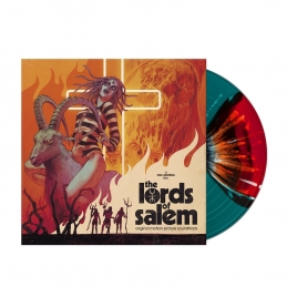 Disques/Vinyle, The Lords of Salem Vinyle Waxworks Records