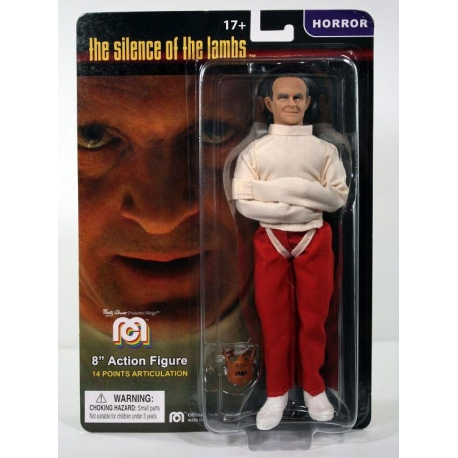 The Silence of the Lambs Action Figure Hannibal Lecter In