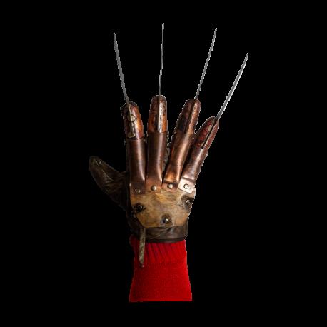 A Nightmare On Elm Street - Deluxe Freddy Krueger Glove Trick