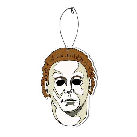 Halloween Michael Myers Fear Freshener Trick Or Treat