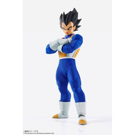 Dragon Ball Z Action Figure Imagination Works Vegeta BANDAI