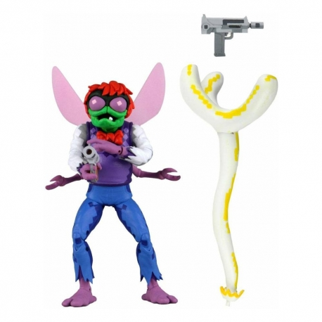 Ninja Turtles In Time Action Figure Ultimate Baxter Stockman