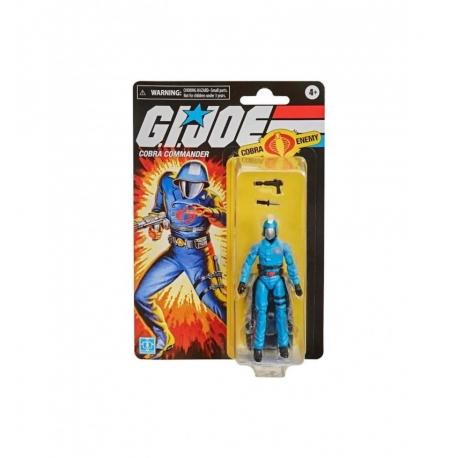 Cobra Commander Gi.Joe Retro Series Hasbro, G.I. Joe