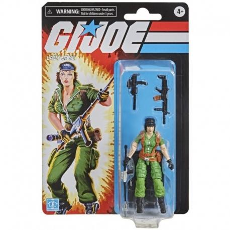 Lady Jaye Gi.Joe Retro Series Hasbro, G.I. Joe