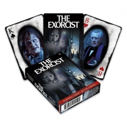 The Exorcist Playing Cards Movie