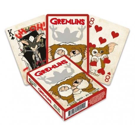 Gremlins Playing Cards Cartoon, Gremlins