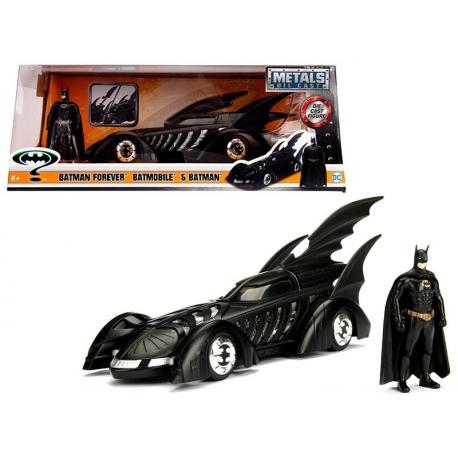 Batman Forever Movie Batmobile 1:24, BATMAN