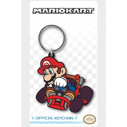 Mario Kart Mario Drift Keyring, Mario/Nintendo