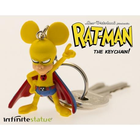 Rat-Man Pvc Keychain, Keychains