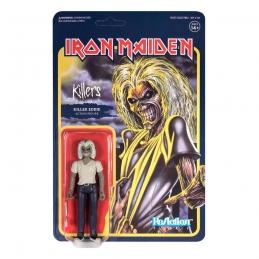Iron Maiden Action Figure ReAction Killers Eddie Super7