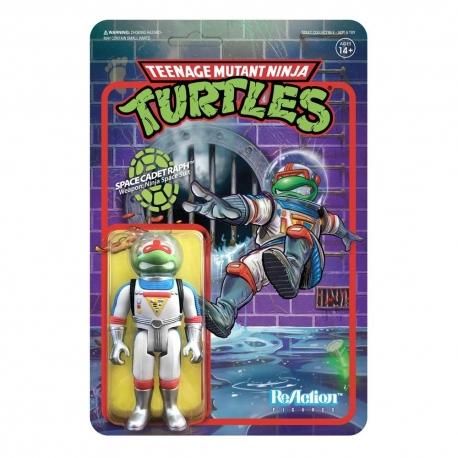 Teenage Mutant Ninja Turtles ReAction Action Figure Space Cadet