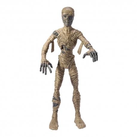 Universal Monsters Bendyfigs Bendable Figure Mummy, Universal