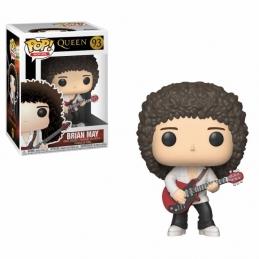 Queen POP! Rocks Vinyl Action Figure Brian May N°93, QUEEN