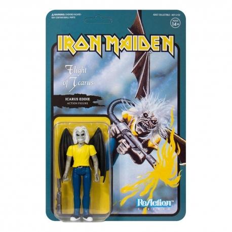 Iron Maiden Action Figure ReAction Flight of Icarus (Single