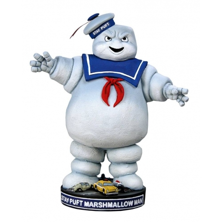 Ghosbusters Head Knocker Stay Puft Neca, Ghostbusters