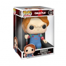 Child´s Play Super Sized POP! Movies Vinyl Action Figure Chucky N°973 Funko