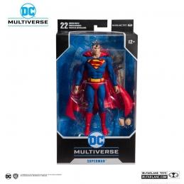 DC Rebirth Action Figure Superman (Modern) Action Comics MC Farlane