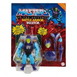 Battle Armor Skeletor Masters of the Universe Deluxe 2021 Action Figure Mattel