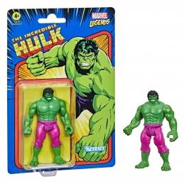 Hulk Action Figure Marvel Legends Retro Collection Series Hasbro