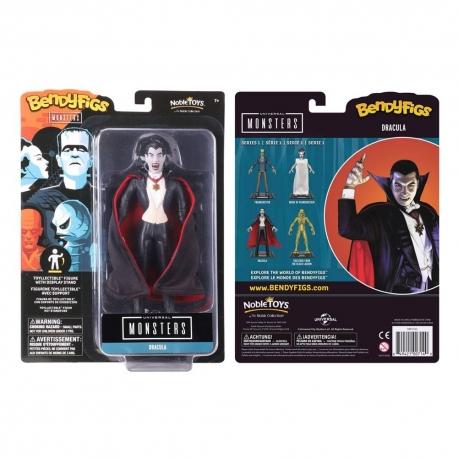 Universal Monsters Bendyfigs Bendable Action Figure Dracula